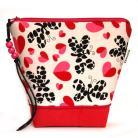 Kosmetyczki prezent dla kobiety,etui,na kosmetyki,do torebki