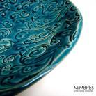 Ceramika i szkło misa,miseczka,mimbres,roślinna