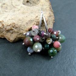 drobne,gronka - Kolczyki - Biżuteria