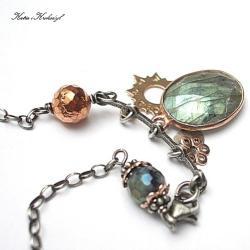 delikatna,mystic - Bransoletki - Biżuteria