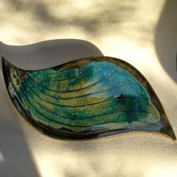 patera,talerz,ceramika artystyczna,naczynie - Ceramika i szkło - Wyposażenie wnętrz