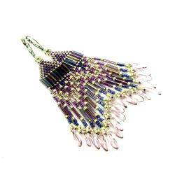 długie,kolczyki,delikatne,Extrnao - Kolczyki - Biżuteria