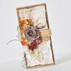 ślub,kartka,pudełko - Kartki okolicznościowe - Akcesoria