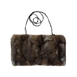 mufka,zima,rękawiczki,futerko,prezent,ciepła - Inne - Dodatki
