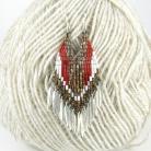Kolczyki kolczyki indiańskie,etno,boho,folk