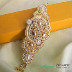 ekskluzywna,delikatna,elegancka - Bransoletki - Biżuteria