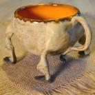 Ceramika i szkło kubek,zestaw kubków,czajnik,ceramika,zielona kura