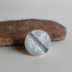nitza,autorska,duży pierścień, - Pierścionki - Biżuteria