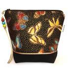 Kosmetyczki prezent dla kobiety,motyle,na kosmetyki,do torebki
