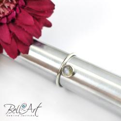 delikatny,minimalistyczny,subtelny - Pierścionki - Biżuteria