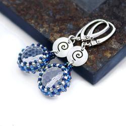 efektowne,długie,delikatne - Kolczyki - Biżuteria