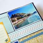 Notesy kalendarz książkowy 2014,patchwork,hiszpania