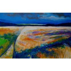 łąka,pejzaż - Obrazy - Wyposażenie wnętrz