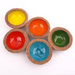 miseczki,miski,kolorowe miski - Ceramika i szkło - Wyposażenie wnętrz