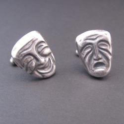 spinki do mankietów,srebro - Dla mężczyzn - Biżuteria