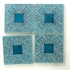 Ceramika i szkło kafle ścienne,kafle ceramiczne,dekory,turkus