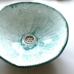 umywalka,zlew,pomysł na łazienkę - Ceramika i szkło - Wyposażenie wnętrz