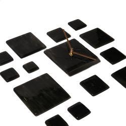 designerski zegar pomysł na prezent szkło artystyc - Zegary - Wyposażenie wnętrz
