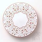 Ceramika i szkło podstawka,podkładka,ceramika,biały