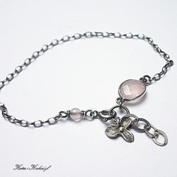 delikatna,romantyczna - Bransoletki - Biżuteria