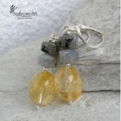 kolczyki,wiszące,eleganckie,ciekawe - Kolczyki - Biżuteria