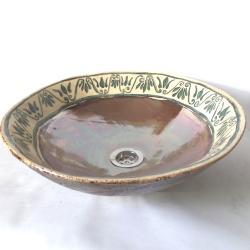 umywalka nablatowa,umywalka - Ceramika i szkło - Wyposażenie wnętrz