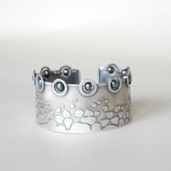 duża bransoleta,bangla,nitza - Bransoletki - Biżuteria