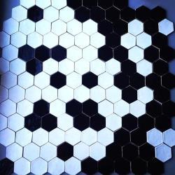 kafle heksy,heksagony,sześciokątne kafle - Ceramika i szkło - Wyposażenie wnętrz
