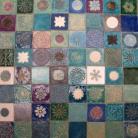 Ceramika i szkło kafle robione ręcznie,kafelki z gliny