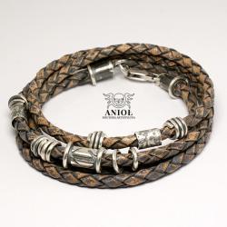 bransoleta,męska bransoleta,etno - Dla mężczyzn - Biżuteria