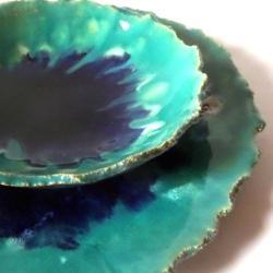 miseczka,talerz,naczynie ceramiczne - Ceramika i szkło - Wyposażenie wnętrz