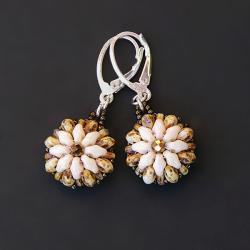 delikatne,kobiece,eleganckie,oryginalne - Kolczyki - Biżuteria