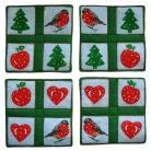Inne śnieg,święta,choinka,prezent,ptaszki