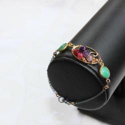 energetyczna,kolorowa,dziewczęca - Bransoletki - Biżuteria