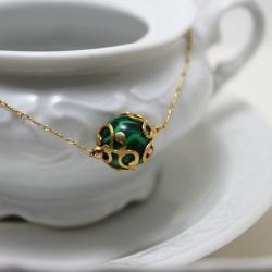delikatny naszyjnik - Naszyjniki - Biżuteria
