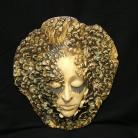 Ceramika i szkło maska,dekoracja,klimat,nastrój,kobieta,ceramika