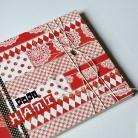 Albumy album,nauczyciel,szkoła,patchwork