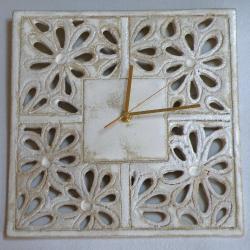 zegar wiszacy - Ceramika i szkło - Wyposażenie wnętrz