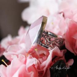 boho,ażurowy,efektowny - Pierścionki - Biżuteria