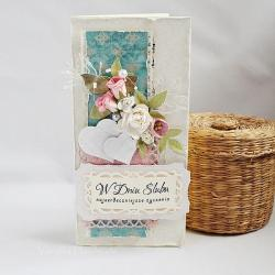 kartka,ślub,prezent - Kartki okolicznościowe - Akcesoria