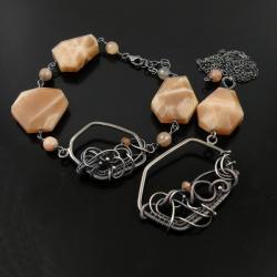 komplet,wrapping,geometryczny,nowoczesny,kobiecy - Komplety - Biżuteria