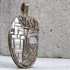 Naszyjniki metaloplastyka,rękodzieło