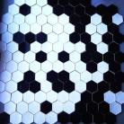 Ceramika i szkło kafle heksy,heksagony,sześciokątne kafle