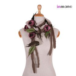 naszyjnik,na szyję,długi,szalik,prezent,gift - Inne - Dodatki