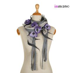 naszyjnik,szalik,na prezent,długi,krótki - Naszyjniki - Biżuteria