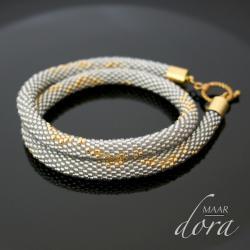 klasyczny,elegancki,skromny - Naszyjniki - Biżuteria