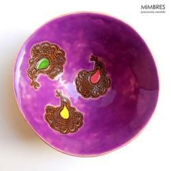 miseczka,prezent,mimbres,misa - Ceramika i szkło - Wyposażenie wnętrz