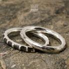 Pierścionki pierścień,obrączka,męska biżuteria