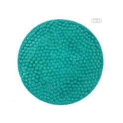 ceramika,kamionka,struktura,bąble,bio,talerz - Ceramika i szkło - Wyposażenie wnętrz