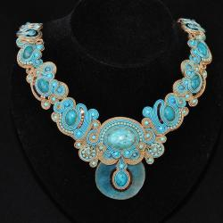 elegancki,sutasz,niezwykły,oryginalny - Naszyjniki - Biżuteria
